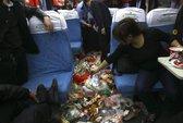 """Chuyến tàu """"ác mộng"""" ở Trung Quốc"""