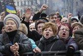 Ukraine nhốn nháo vì đe dọa đánh bom