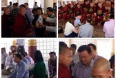 Ông Thaksin họp gia đình ở Myanmar?