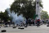 Thái Lan: Nổ ở khu vực cảnh sát giải tán biểu tình