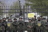 Quốc hội Ukraine giải tán nghị viện Crimea