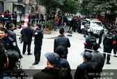 Lại tấn công bằng dao ở Trung Quốc