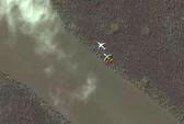 Máy bay mất tích nằm trên quần đảo Andaman?