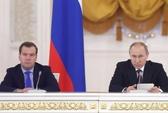 Tổng thống Putin tự tăng lương gần gấp ba