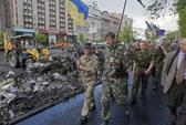 Nga đòi Kiev rút quân khỏi Đông Nam Ukraine