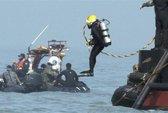 Vụ chìm tàu Hàn Quốc: Tìm thấy 2 học sinh cột vào nhau