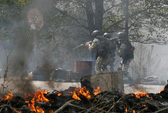 Ukraine sẵn sàng quyết chiến với Nga