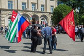 Quốc hội Abkhazia yêu cầu tổng thống từ chức