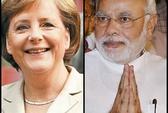 """Thủ tướng Đức """"bỏ mặc"""" Thủ tướng Ấn Độ vì World Cup"""