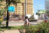 Giao tranh dữ dội ở nhà ga xe lửa Đông Ukraine