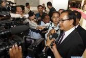 Quốc hội Campuchia chấp nhận ông Sam Rainsy là nghị sĩ