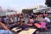 Trung Quốc: Nổ nhà máy, ít nhất 65 người thiệt mạng