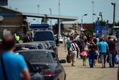 Nga lo Ukraine đặt mìn đoàn xe cứu trợ