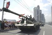 Triều Tiên đưa xe tăng đến biên giới giáp Trung Quốc