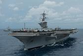 Mỹ điều thêm tàu sân bay đến châu Á