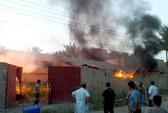 Mỹ lần đầu không kích gần thủ đô Iraq
