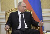 """Tổng thống Putin: """"Biện pháp trừng phạt khó trói chân Nga"""""""