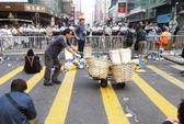 Biểu tình ở Hồng Kông sẽ kéo dài thêm 1 tháng