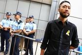 Hồng Kông: Cảnh sát bị bắt vì đánh người biểu tình