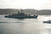 Chỉ huy hải quân Iran dọa đánh chìm tàu chiến Mỹ