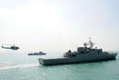 Tàu chiến Iran tiến sát Mỹ