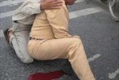 CSGT bị nhân viên Chi cục thi hành án tông xe rồi kéo lê