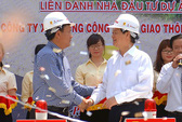 Thủ tướng phát lệnh khởi công đường cao tốc Thái Nguyên - Chợ Mới