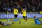 Lewandowski bùng nổ, Dortmund thắng tưng bừng trên đất Nga