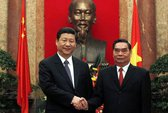 Thường trực Ban Bí thư Lê Hồng Anh thăm Trung Quốc