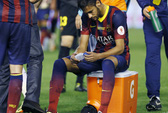 """Barcelona tiếp tục gặp """"hạn"""": Neymar và Alba nghỉ 1 tháng"""