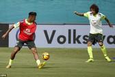 Đội trưởng Neymar gặp lại người làm nứt cột sống