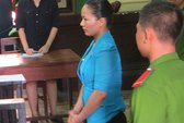 Đem 2 kg ma túy vào Việt Nam, 1 phụ nữ Trung Quốc lãnh án chung thân