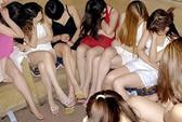 Đề nghị truy tố băng nhóm chứa và môi giới mại dâm miệt vườn