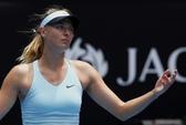 Sharapova bị loại khỏi Giải Úc mở rộng 2014