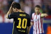 Thắng 1-0, Atletico tiễn Barca khỏi Champions League