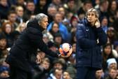 HLV Mourinho hạ giọng sau thất bại 0-2 trước Man City