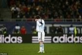 Barca thuê chuyên gia tìm nguyên nhân nôn ọe của Messi