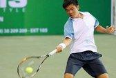 Hoàng Nam thua tay vợt kém mình 73 bậc