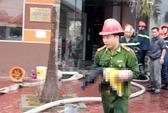 Lạng Sơn: Cháy quán karaoke, 4 người tử vong