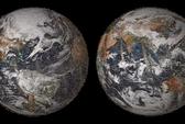 """Bức ảnh trái đất ghép từ 36.000 hình """"tự sướng"""""""