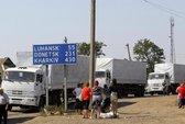 """Nga """"sắp gửi thêm xe cứu trợ sang Ukraine"""""""