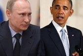 Tổng thống Nga-Mỹ điện đàm căng thẳng