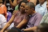 """Ông Obama tặng quà sinh nhật """"độc"""" cho vợ"""