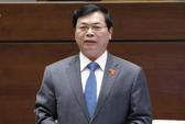 """Bộ trưởng Vũ Huy Hoàng """"quên"""" câu hỏi về trách nhiệm"""