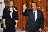 """Tổng thống Pháp bị cấm gặp """"đệ nhất bạn gái"""""""