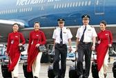 Phi công Vietnam Airlines có lương trung bình 74,8 triệu đồng/tháng