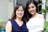 """Vân Trang: """"Tôi học được chữ nhẫn từ mẹ!"""""""