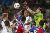 Real Madrid thắng tưng bừng, Atletico nếm mùi bại trận