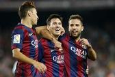 Messi lập cú đúp, Barca thắng dễ Elche 3-0
