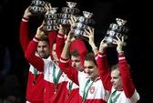 Federer thăng hoa, Thụy Sĩ lần đầu vô địch Davis Cup